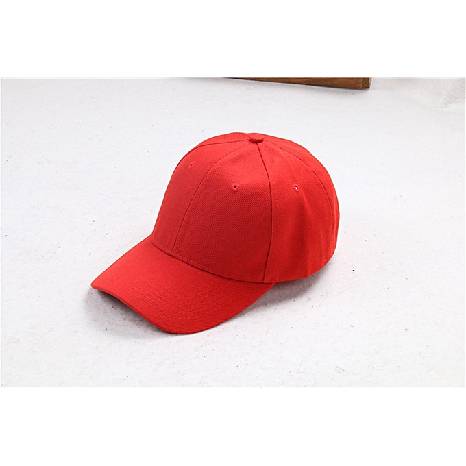 1e41f9b773207 ... jiuhap store Summer Hat Cap Children Teenagers Hat Show Solid Kids Hat  Boys Girls Hats Caps ...