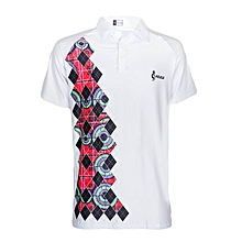 Polo Golf Shirt - White