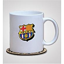 FC Barcelona Ceramic Mug