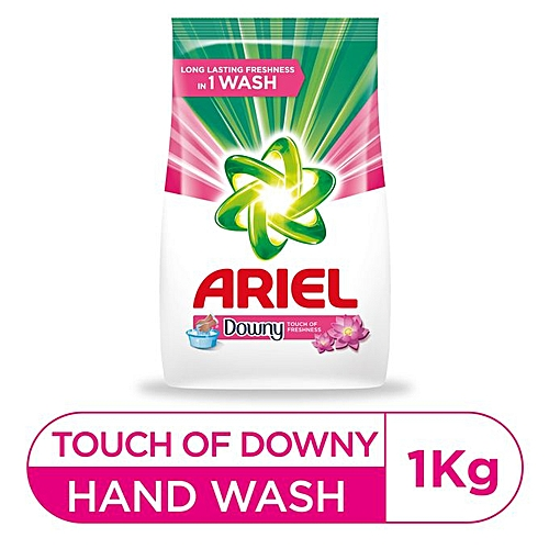 Ariel Washing Powder Downy 1 Kg Best Price Online