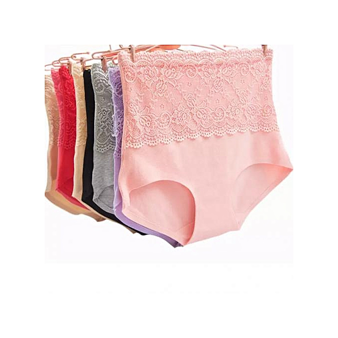 c79fedbc01 Generic Hot Sale Sexy Highwaist Lace Panties Women s Underwear ...