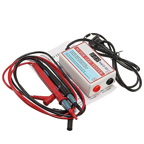 0-300V LED LCD TV Backlight Tester Meter LED Panel Lamp Strip Bead Repair  Tool