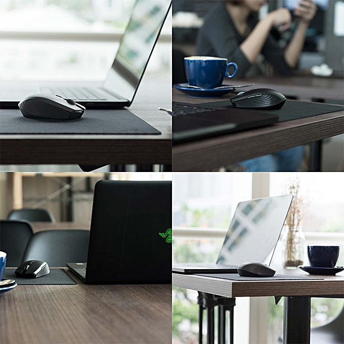 Razer Atheris Bluetooth Wireless Mouse Ambidextrous Mini Portable Gaming  Mouse 7200 DPI Optical Sensor 2 4 GHz for Work and Play