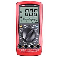 UNI-T UT58A LCD Digital Multimeter Handhold Test Device
