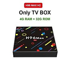 4GB 32GB Android 7.1 OS Smart TV Box H96 MAX H2 RK3328 5G Wifi 3D 4K H.265 HD 1080P Smart Media Player Bluetooth 4.0 Set Top Box