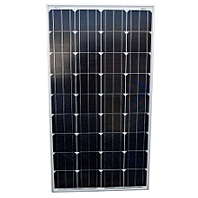 SolarMax 120W Poly-crystalline Solar Panel,(All weather)