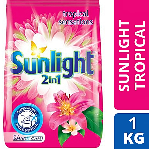 Tropical Sensations (Pink) Hand Washing Powder - 1kg