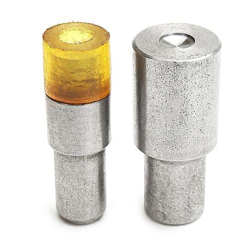 Manual Press Machine 6mm Rivet Dies Setter Punch Snap Tools Handmade 304s