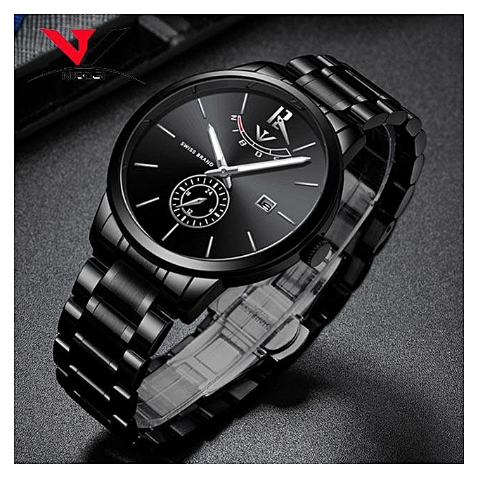 63636cd95c5 ... NIBOSI Relogio Masculino Relojes Watch Mens Watches Top Brand Luxury  Sport Quartz Watch Waterproof Wristwatch 2318 ...