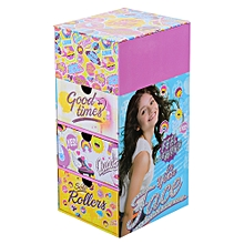 SOY LUNA Cartoon Cute Four Layers Musical Memory Box, Storage Case For Children