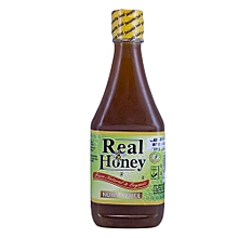 Pure Natural & Organic Real Honey, Bottle, 500g