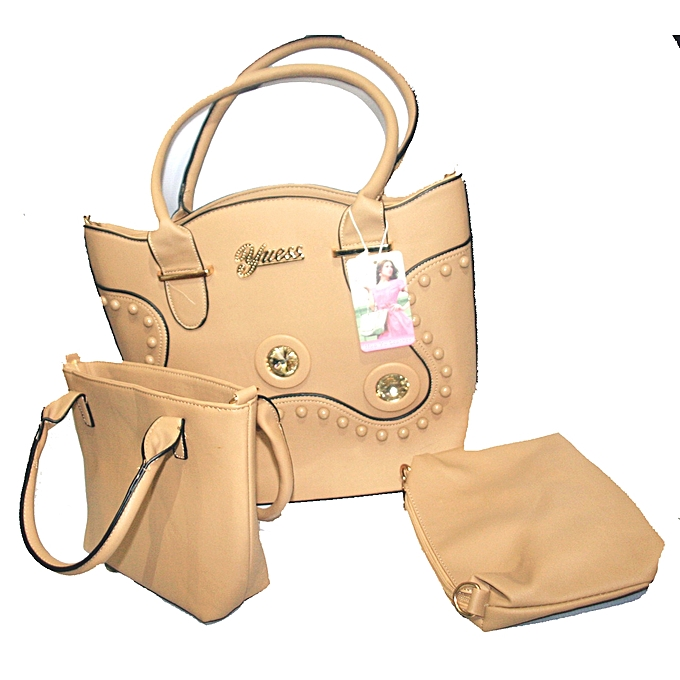 Buy Generic Yuess 3 PcsSet ,Women Hua Yu Leather Shoulder Bag ...