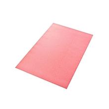 Antibacterial Antifouling Mildew Moisture Absorption Pad Freezer (Pink)