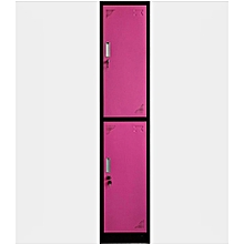 2 Doors clothes lockers wardrobe, Dimension 38*42*185cm