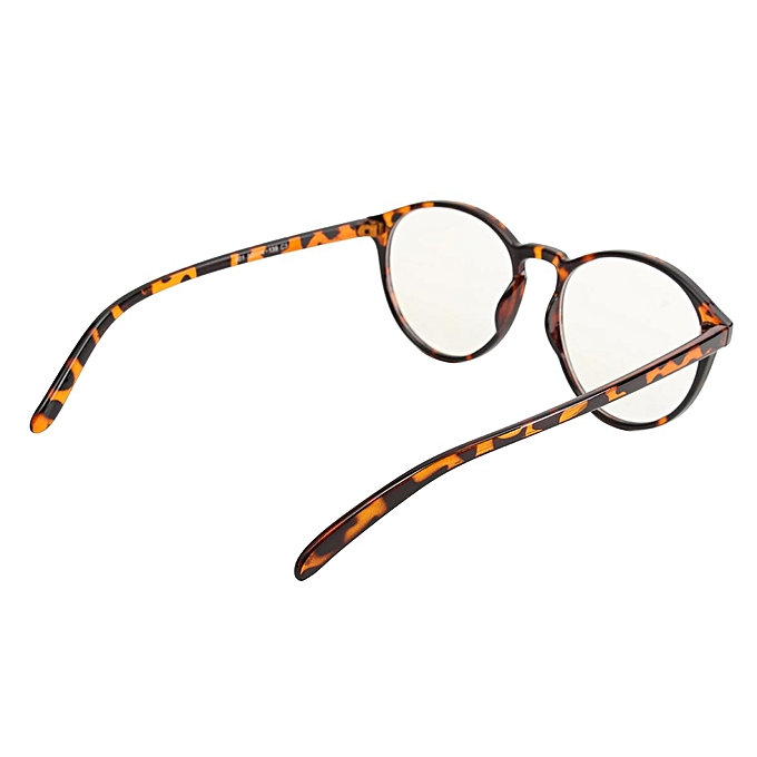 3d2f3f257ae5 ... Chic Round Eyeglass Frame Vintage Glasses Retro Spectacles Clear Lens  Eyewear ...