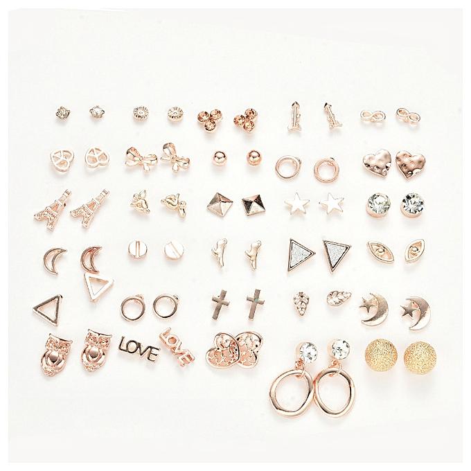 f3161e5df Fashion Jewelry Sets Cross-border Europe and America Simple Jewelr ...