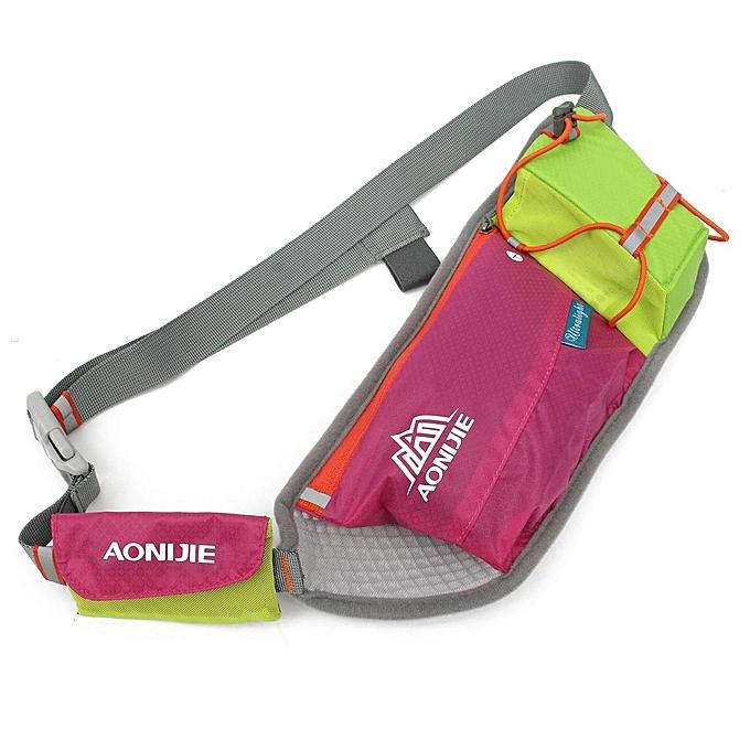 Belt Marsupio Trekking Cintura Rapina Jogging Porta Anti Aonijie Borsa Cellulare zaCqn