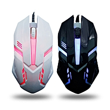 Zornwee Revival Ergonomic Design Backlit Wired Gaming Mouse
