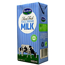 Uht Long Life Whole Milk - 1 Litre
