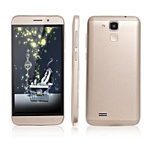 G7 Fashion Design 5.0 Inch 480X854 Resolution Screen Dual Camera Smart Phone-gold