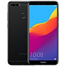 Huawei Honor 7A AUM-AL20, 3GB+32GB, Dual Back Cameras, Face & Fingerprint Identification, 5.7 inch EMUI 8.0 (Android 8.0) Qualcomm Snapdragon 430 Octa Core, 4 x 1.4GHz + 4 x 1.1GHz, Network: 4G(Black)