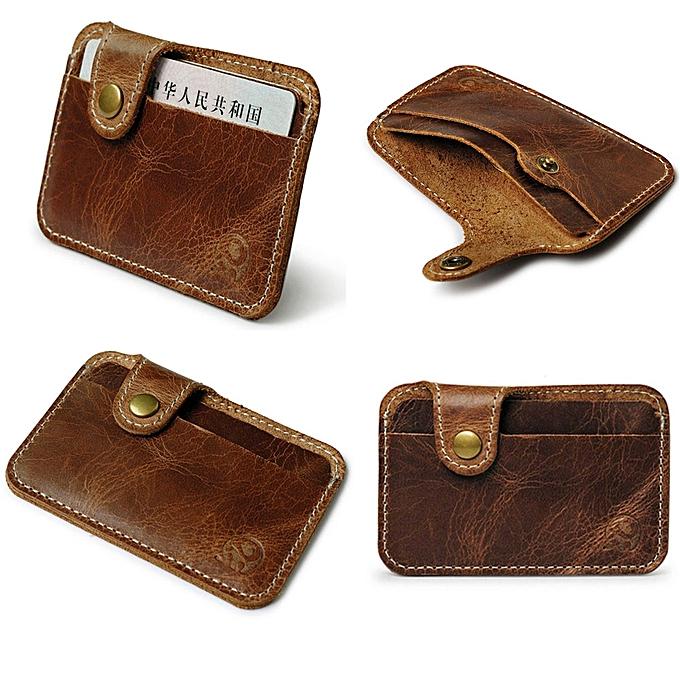 Eissely Fashion Money Clip Slim Credit Card ID Holder Wallet Money ... 3bdd709204e8