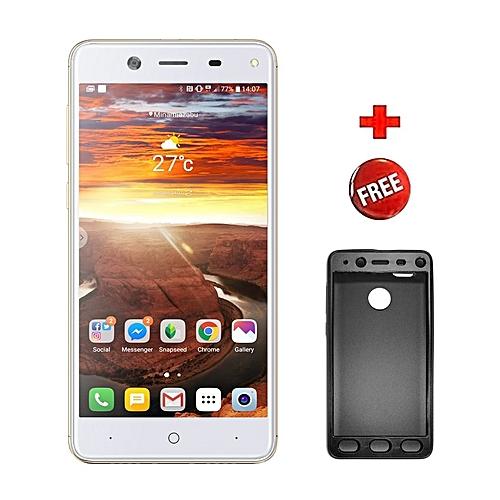 "P15 Lite- 5.5""- 16GB+1GB- 8MP- 4000mAh- Fingerprint- Dual SIM- Golden"