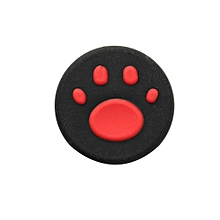Silicone Thumb Grip Stick Cap For Nintendo Switch Joy-Con Controller Red