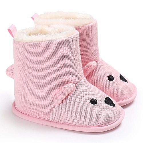 6887b956dba4 YiQu bluerdream-Baby Girl Boy Soft Booties Snow Boots Infant Toddler ...