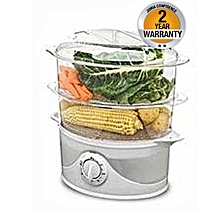ST-EC7181 D - Food Steamer - White.