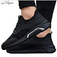 fb65ed52a Men  039 s Sneakers 2018 Men Running Shoes Trending Style Sports Shoes  Breathable Trainers