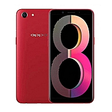 "A83 (2018) - 5.7"" - 4GB Ram - 64GB Rom - 8MP/13MP Camera - Single SIM - 4G - Red"