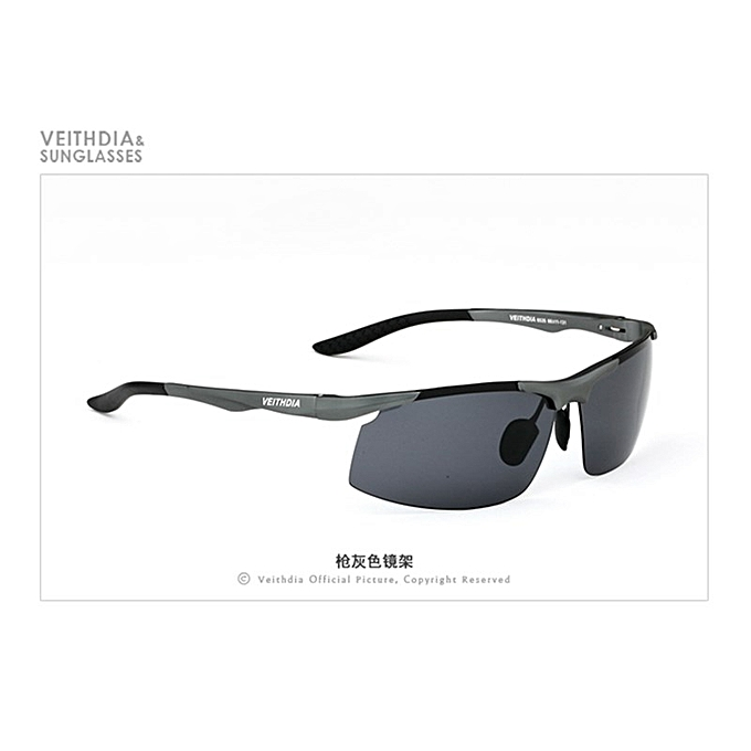 c883ca6225 VEITHDIA Aluminum Magnesium Polarized Mens Sunglasses Square Vintage Male  Sun Glasses Driving Eyewear Accessories For Men