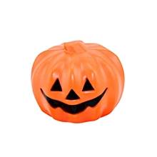 Halloween Decorative Supplies Small Color Glowing Pumpkin Ghost Light Child