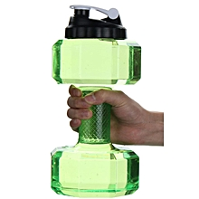 Dumbell water bottles
