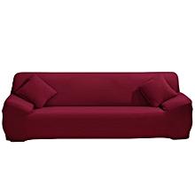 all season elastic full wrap anti slip sofa cover home decoration color