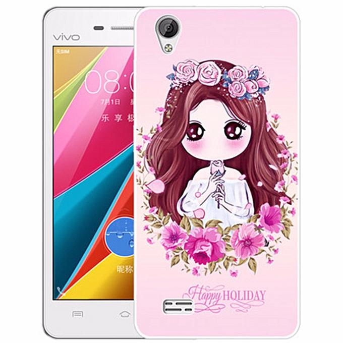 Soft Silicone Phone Case(Multicolor-14) · For Vivo Y31 .