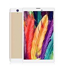 Box Binai G808pro 32GB MediaTek MT6753 Octa Core 8 Inch Android 7.0 Dual 4G Tablet Gold EU