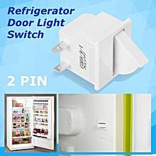 Refrigerator Door Lamp Light Switch Replacement Fridge Part Kitchen 5A 125V