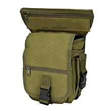 Tactical Waist Pack Drop Leg Bag Belt Military For Hiking Riding Outdoor Bag