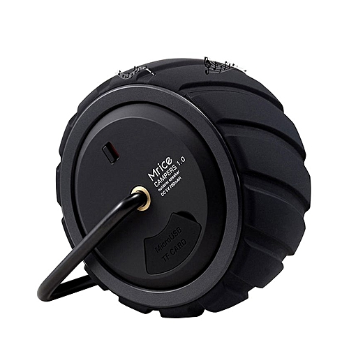 Wheel Style Wireless Bluetooth Speaker