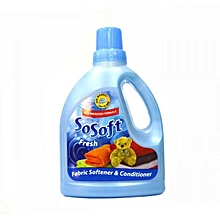 Fabric Softener & Conditioner Fresh 750 ml