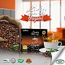 Liven Alkaline Coffee - 20 Sachets