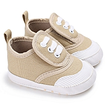 Baby Shoes Boy Girl Newborn Crib Soft Sole Shoe Sneakers