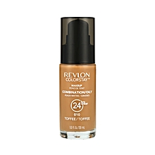 Colorstay Makeup Foundation (Combination/oily Skin) – Toffee – 30ml