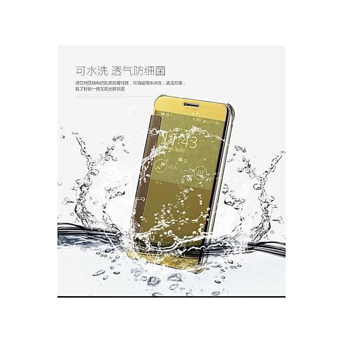 ... New Fashion 360 Degree Luxury Mirror Clamshell Hard Shell Flip Wallet Case For Samsung Galaxy J7 ...
