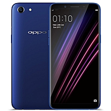 A1 5.7-inch (3GB, 32GB ROM) Android 7.1 Nougat, 13MP + 8MP, 3180mAh, Dual 4G LTE Smartphone - Blue