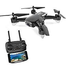 FQ777 FQ40 WIFI FPV With 2MP/0.3MP Camera Altitude Hold Mode RC Drone Quadcopter RTF-Black30M wifi
