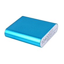 Battery Charger Power Bank Case Durable Aluminum Alloy Without Battery Power Supply Outdoor Emergency Charging Travel