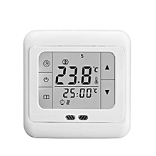 BYC07.H3 - 16A White Touch Screen Thermostat - White